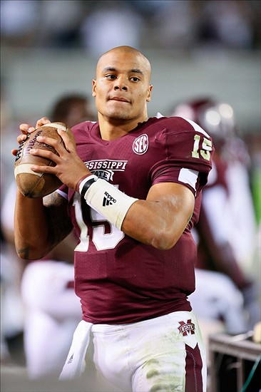 Dak Prescott Mother