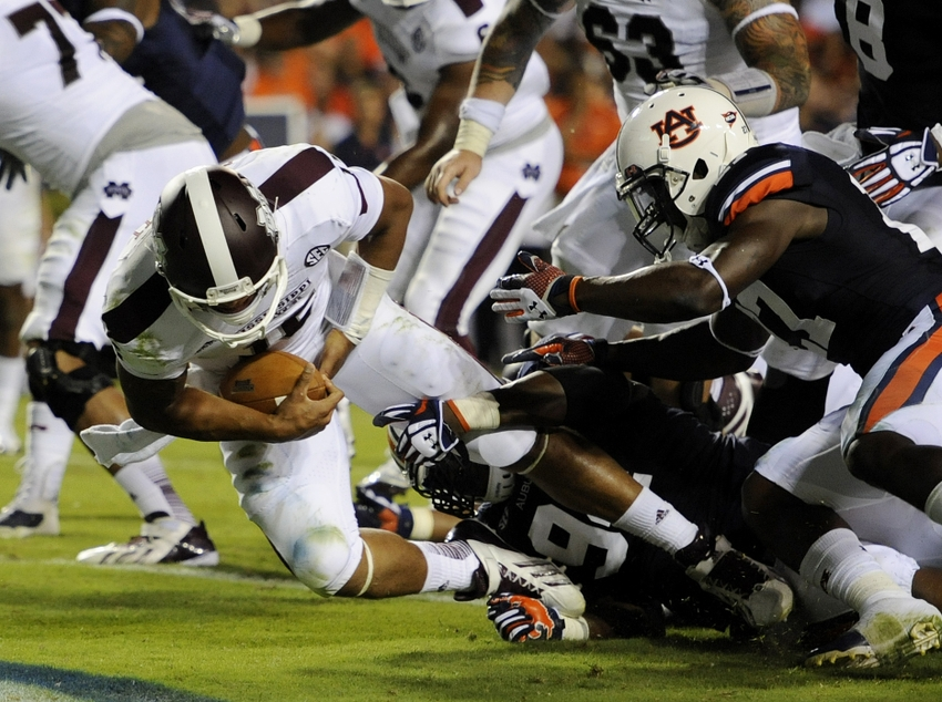 Mississippi State vs  Auburn: Game Time, TV Schedule, Live